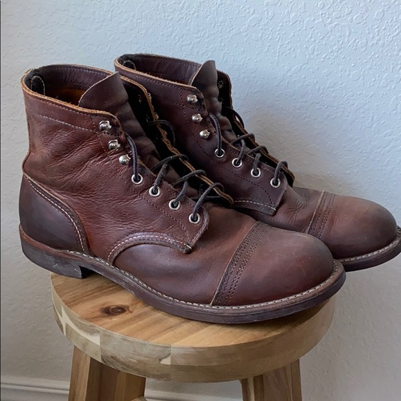 Red Wing Heritage Style 885 Iron Ranger